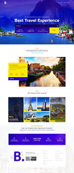 Tourism Web Design Inspiration 15 Amazing Travel Tourism Websites That Inspire Travel