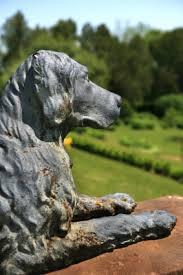 dog garden statue. Dog Garden Statue D