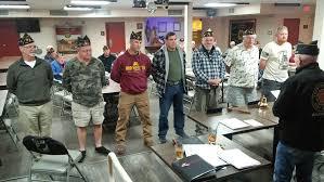 Walker Legion Post 134 officers installed | News | walkermn.com