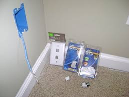 17 best ideas about ethernet wiring cable internet how to install an ethernet jack for a home network photo tutorial fishing cable install an old work wall box in the drywall and completing the wiring