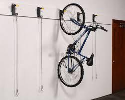 bicycle wall rider bike storage hooks
