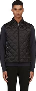Alexander McQueen Black Reversible Skull Quilted Vest | Where to ... & ... Alexander McQueen Black Reversible Skull Quilted Vest ... Adamdwight.com