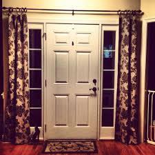 front doors cool curtain for door 92 window covering ideas