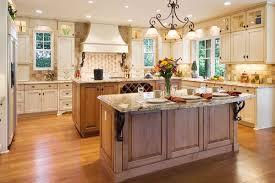 Oak Kitchen Island With Granite Top Stupendous Open Kitchen Design Areas Showcasing White Wooden