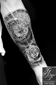 Tattoo Tatuaggi Napoli Naples Italy Realistic Gianluca Ferraro Watch