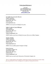 Listing References On Resume Stunning Resume Reference Sheet Example Durunugrasgrup