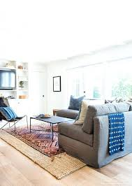 jute rug living room our best tips inspiration for dealing with low ceilings round jute rug in living room
