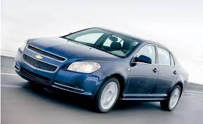 2008 Chevrolet Malibu LT | Comparison Tests | Comparisons | Car ...