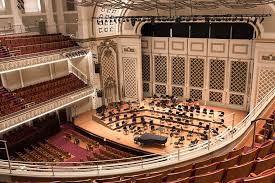 54 Abiding Cincinnati Music Hall Seating Chart