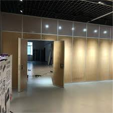 china acoustic sliding room dividers