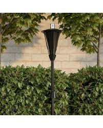 Outdoor torch lights Gas Lamps Outdoor Torch Lamp 45 Metal Fuel Canister Flame Light For Citronella With Fiberglass Wick Aliexpress Winter Shopping Special Outdoor Torch Lamp 45 Metal Fuel Canister