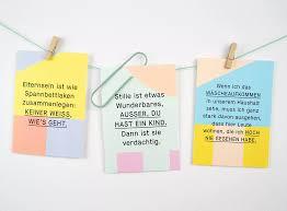 Stylische Postkarten Mit Humor Kleine Prints