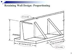 masonry retaining wall retaining wall design retaining wall design proportioning masonry retaining wall design retaining wall
