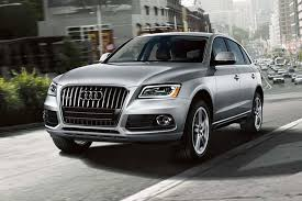 2016 Audi Q3 Vs 2016 Audi Q5 Whats The Difference