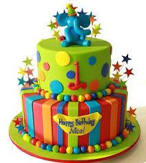 1st Birthday Celebration Cake Cakeman