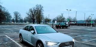 Audi A6 Depreciation Chart Audi Fleet And Company Car Reviews Uk Business Motoring