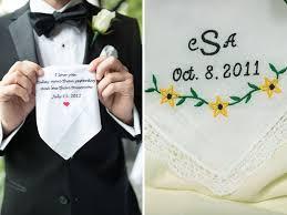 a handkerchief