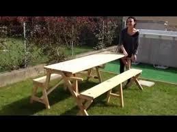 Tavoli Da Giardino In Pallet : Tavolo e panca su my garden