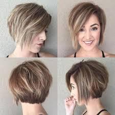 Krátka ženská Strih Na Jemné Vlasy Fotografie
