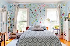 Girls Bedroom Wallpaper Ideas Simple