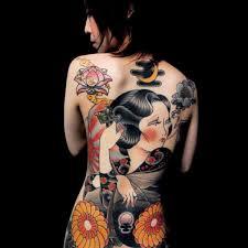 корейские татуировки есть ли свой стиль в корее и что обычно бьют