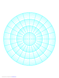 Polar Graph Paper 15 Free Templates In Pdf Word Excel