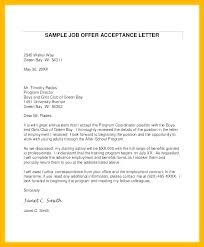 Accepting Offer Letter 10 Accepting An Offer Letter Etciscoming