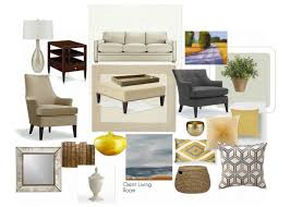 Transitional Style Living Room Furniture Transitional Living Room Board Simply Modern Home Mood Boards