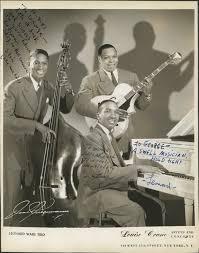Schubertiade :: Leonard Ware Trio [Ware, Leonard. (1909 - 1974)]