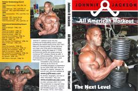 johnnie jackson the next level of the all american workout dual us 39 95 or a 49 95