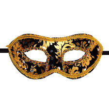 Mask Decorating Supplies Venetian Masquerade Halloween Mask Party Cosplay Halloween Mask 70