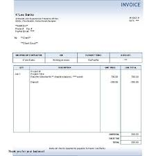 Receipt For Services Rendered Template Archives Chakrii