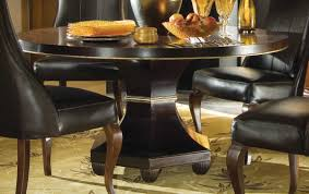 60 inch round dining table set. Outstanding 60 Inch Round Dining Tables Design Ideas : Magnificent Black Laminate Table Set T