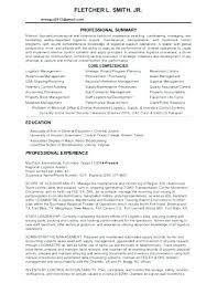 Logistics Specialist Sample Resume Custom Training Specialist Resume Simple Inventory Control Resume