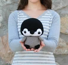 Penguin Crochet Pattern Custom Design Inspiration