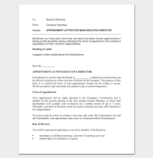 Appointment Letters In Doc Best Company Appointment Letter 48 Docs For Word And PDF Format