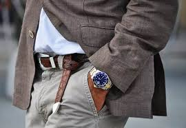 how to wear accessories in aw15 rolex men gold watch ideas