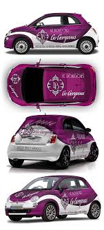 Design Your Own Car Wrap Luxurious Car Wrap For Mobile Beauty Services Car Wrap