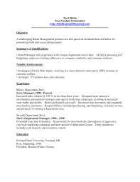 Purchasing Resume Objective Resume Objective For Retail Gorgeous Cosy Resume Objective Retail 17