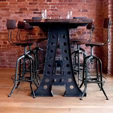 vintage and industrial furniture. A Frame Bar Table Vintage And Industrial Furniture