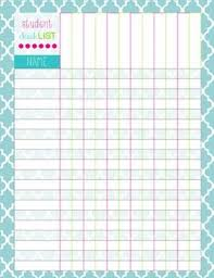 free printable charts and checklists. Student Homework Checklist Printable Editable Free Charts And Checklists