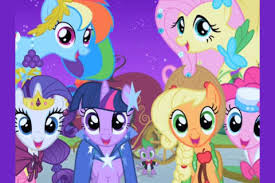 My Little Pony Personality Chart Which Character From My Little Pony Are You