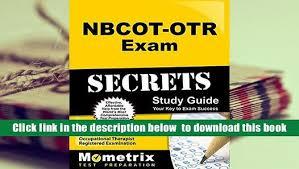 Nbcot Practice Questions