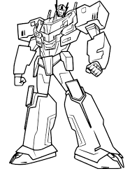 Coloriage Optimus Prime Imprimer Dessin A Colorier Transformers Optimus Prime L