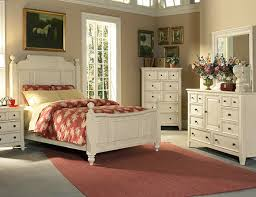 Cool White Distressed Bedroom Furniture and Distressed White