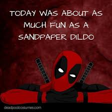 Deadpool Quotes Magnificent Sweet And Spicy Bacon Wrapped Chicken Tenders Funny Quotes LOL