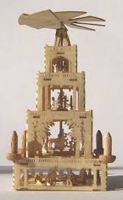 Site To Buy Patterns For A German Christmas Pyramid To Make With The