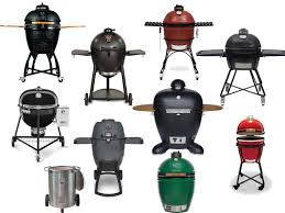 Weber Bbq Comparison Chart The Best Kamado Smokers And Grills Serious Eats