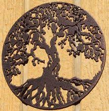 tree of life metal wall art home decor copper vein on tree of life metal wall art sculptures with religious metal wall sculptures ebay