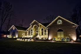 white christmas lights house. Wonderful House Warm White Led Christmas Lights Welcome In Everything We Buy For This  Entry Wall Seems To House